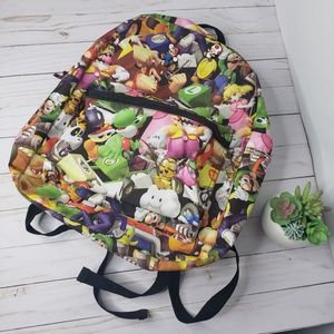 Handbags - Super Mario Bros Characters Backpack